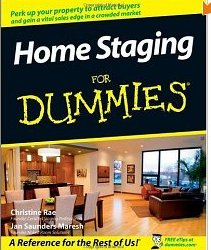 Home Staging for Dummies by CSP International™ founder Christine Rae