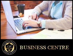 CSP Business Centre - access to more information