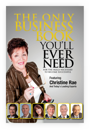 The Only Business Book You'll Ever Need feating Christine Rae