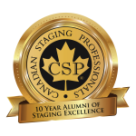 10 Year CSP® alumni crest