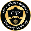 CSP® International Business Training Academy™ logo
