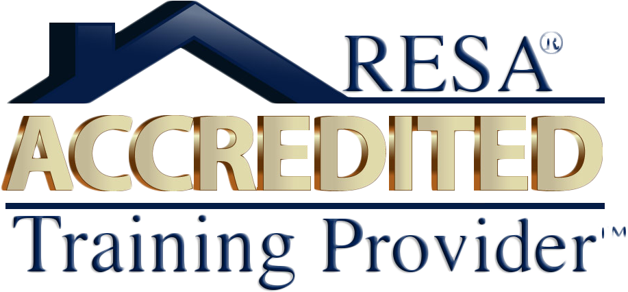 RESA® Accredited Training Provider logo