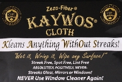 kaywos cloth from CSP®