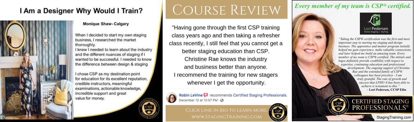 testimonials from csp graduates