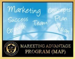 CSP marketing advantage program