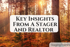 Key Insights From A Stager And Real Estate Professional