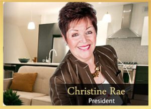 Christine Rae, President CSP International Business Staging Academy