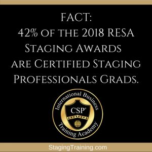 43% of Resa award nominees were CSP graduates in 2018