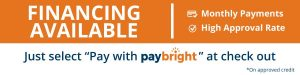 staging course financing available
