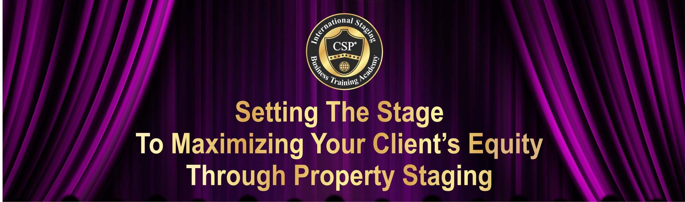 csp elite property staging for real estate agents