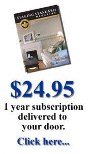 Staging Standard Magazine -