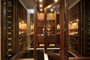 staging wine cellar Lori Pederson