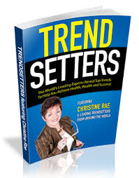 Christine Rae Trendsetter Book - Staging