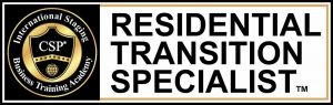 residential transition specialist logo