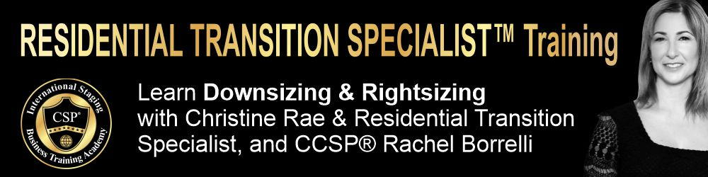 residential transition specialist training course banner