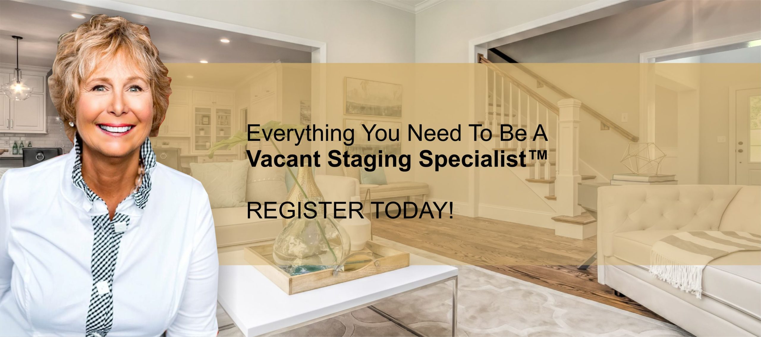 Liz Connelly Vacant Staging Instructor