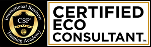 Certified Eco Consultant course designation logo