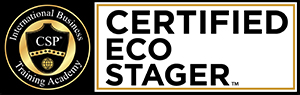 Certified Eco Stager Course designation logo