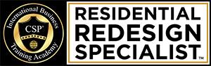 Residential Redesign Specialist Course designation logo