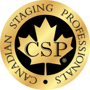 Canadian Certified Staging Professional designation logo