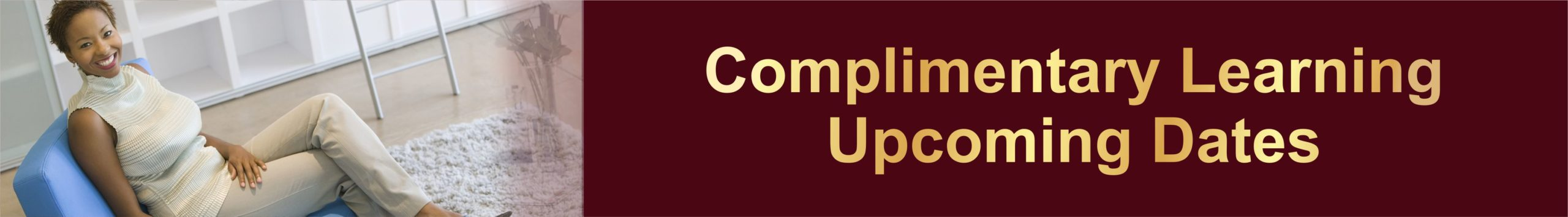 Complimentary learning - staging webinars