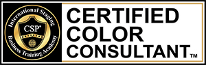 Certified Colour Consultant course designation logo