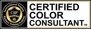 Certified Colour Consultant course designation logo