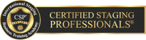 CSP CERTIFIED STAGING PROFESSIONAL
