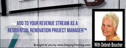 residential renovation project manager course