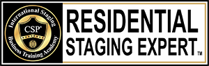 Residential Staging Expert designation logo