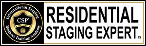 Residential Staging Expert designation logo