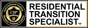 residential transition specialist course logo