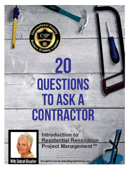 20-questions for a contractor when renovating