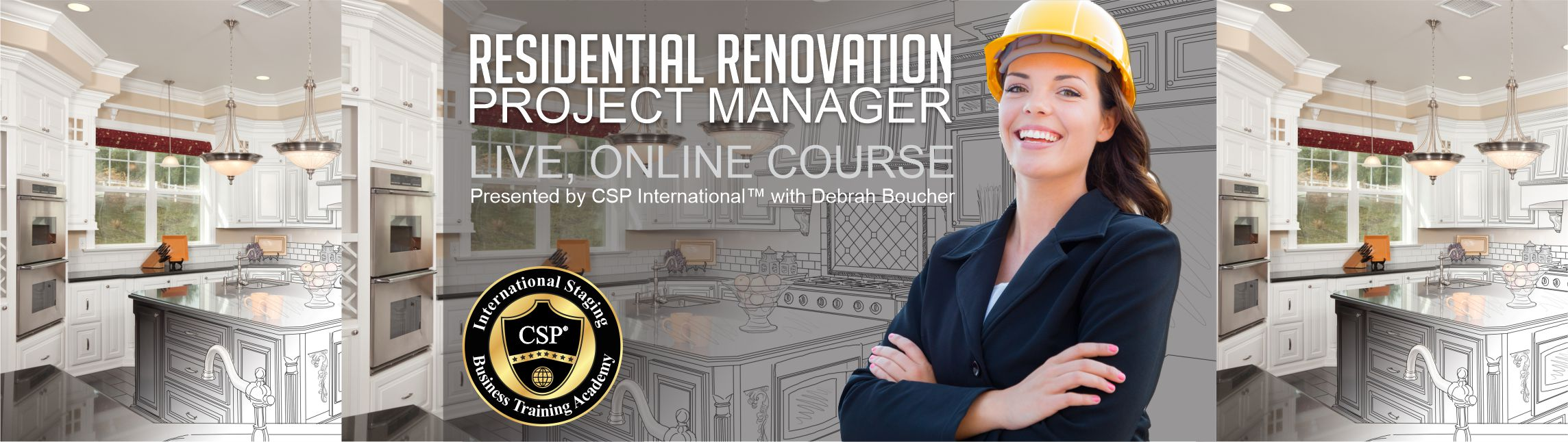 new residential renovation project manager course