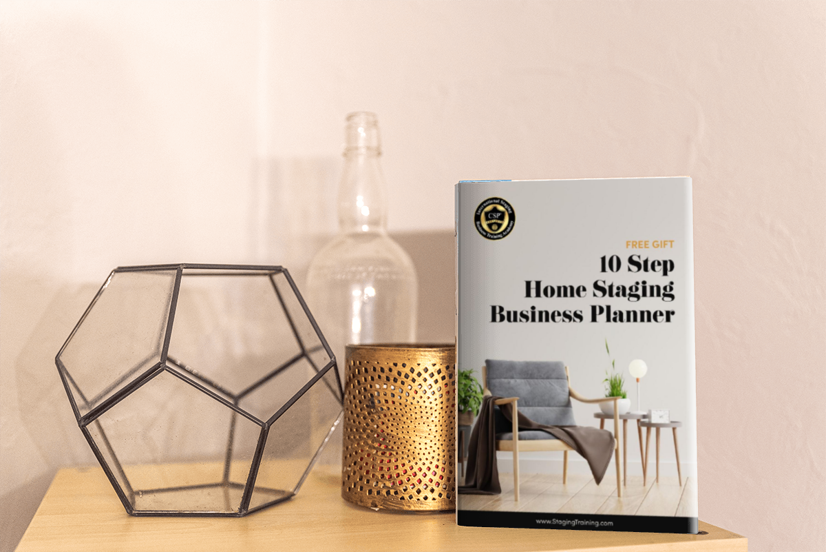 10 Step Home Staging Business Planner